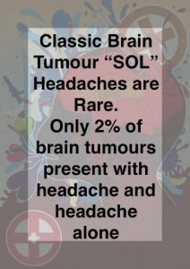 Important facts about brain tumours