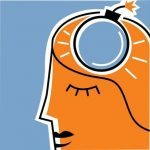 Severe Headache can make you feel threatened and frightened